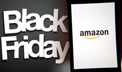 black friday amazon black friday 2016 amazon uk sales start now here are