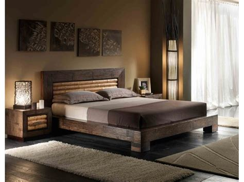letto in bamboo letto rumba wood in legno e crash bambu in offerta outlet