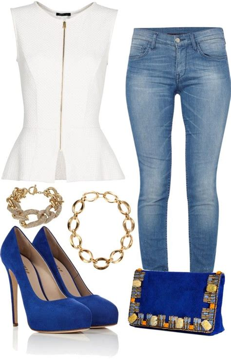 pattern heels polyvore 25 best ideas about peplum outfit on pinterest peplum