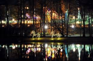 5 must see christmas light displays in georgia southern