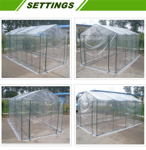 Gardeners Supply Greenhouse Large Walk In Garden Greenhouse Shed With Pvc Cover
