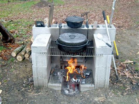 portable outdoor fireplace diy earth news