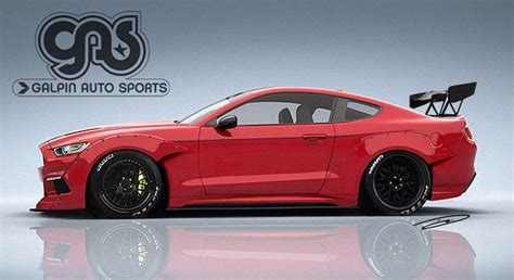 galpin auto sports custom 2015 ford mustang mustang