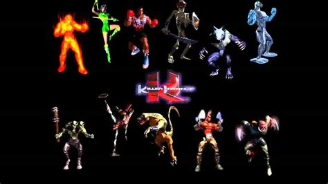 killer instinct themes killer instinct chief thunder theme extended youtube