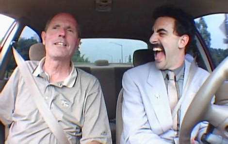 Sacha Baron Cohen Sued Again by Now Driving Instructor Sues Borat Entertainment