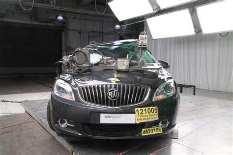 hubler chevrolet bedford indiana 2015 buick lucerne safety review and crash test ratings