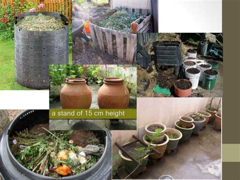 Composting Kitchen Waste At Home by Composting Kitchen Waste At Home
