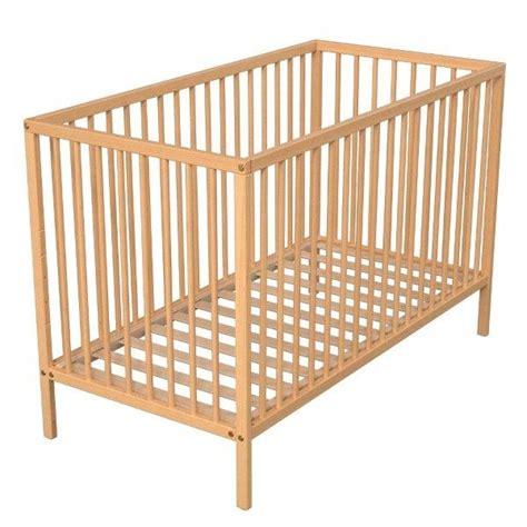 lit bebe en bois lit pour b 233 b 233 en bois max36110 kodif