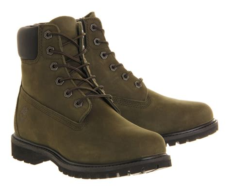 Boots Timberland Premium Size 10w Second 1 timberland premium 6 boots forest exclusive ankle boots