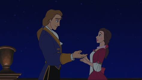 Beauty and the Beast: The Enchanted Christmas screenshots