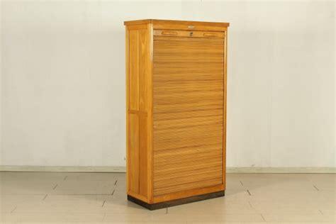 armadietti a serrandina mobile a serrandina mobilio modernariato dimanoinmano it
