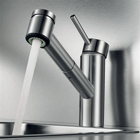 Kitchen Sink Pull Out Taps Inox Monobloc Kitchen Sink Mixer Tap With Pull Out Spray