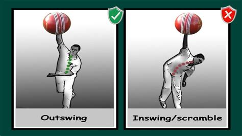 how to do out swing bowling cricket bowling tips by geoff lawson key tips for