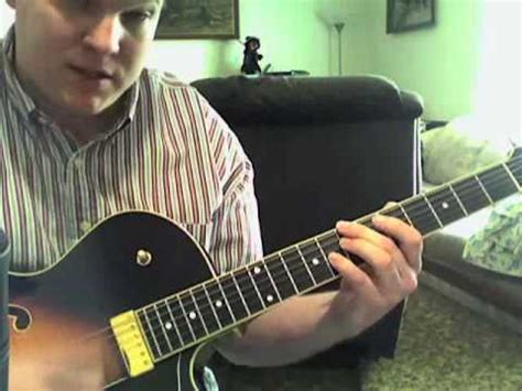 western swing guitar lessons quot all of me quot western swing guitar lesson youtube