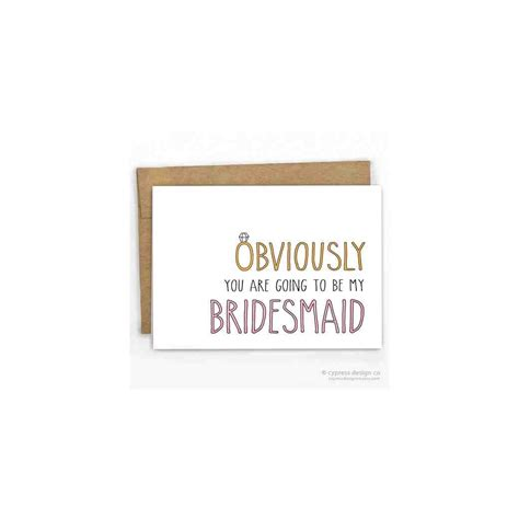 Asking Bridemaids Template Card by Diy Will You Be My Bridesmaid Cards Template Diy Do It
