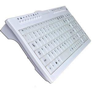 Illuminated Usb Burner by Slim Illuminated Keyboard White