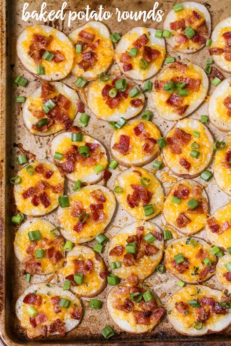 appetizers potato baked potato rounds