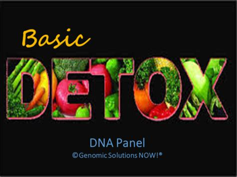 Proper Detox by Proper Detoxification Is Critical For Your Health