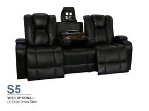 Home Theater Sectional Sofa Seatcraft Innovator Sectional Home Theater Furniture 4seating
