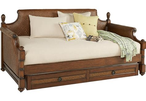 Key West Mattress by Home Key West Tobacco Daybed Beds Wood