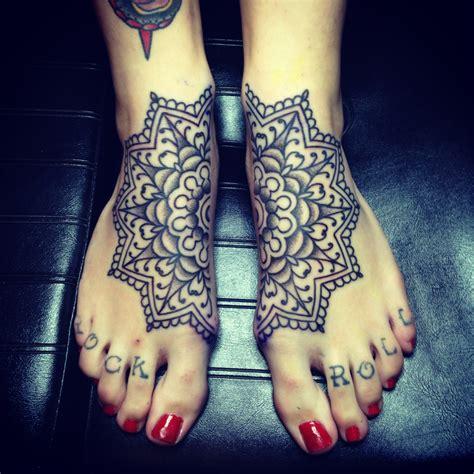 mandala foot tattoo new mehndi mandala matthewchahal