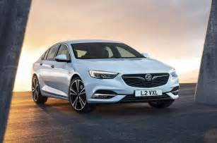 Vauxhall Insignia 2017 Vauxhall Insignia Grand Sport Officially Revealed