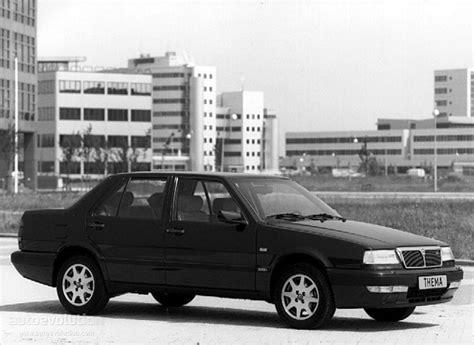 lancia thema 1992 1993 1994 1995 autoevolution