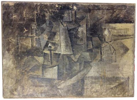 picasso paintings lost missing picasso disguised as a gift is recovered