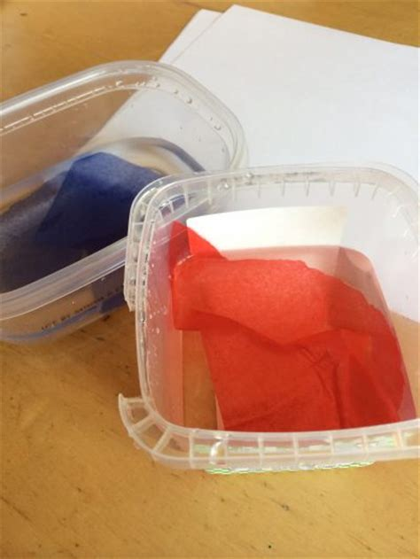 Make Your Own Watercolor Paper - make your own watercolors family crafts