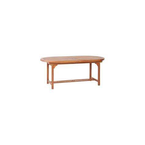 tavoli estensibili in legno tavoli in legno balau iris ovali estensibili