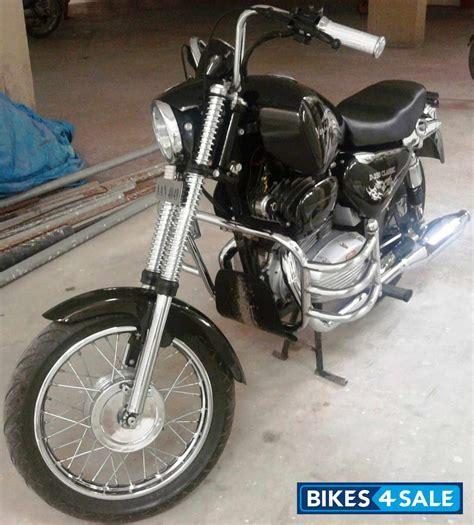 Modified Bikes In Hyderabad by Metallic Black Modified Bike Picture 3 Bike Id 15990
