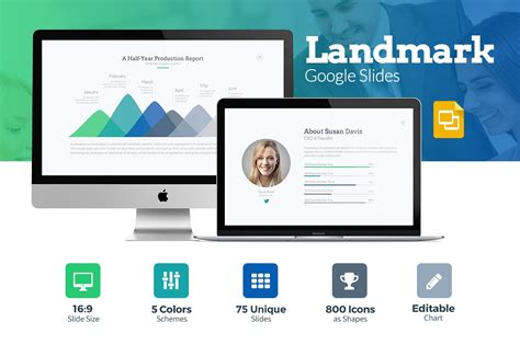 landmark google template google templates