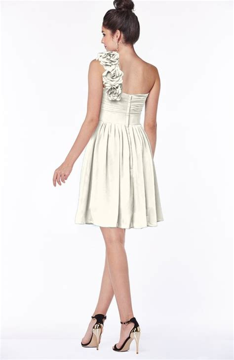 Gorgeous One Shoulder Dresses by Whisper White Gorgeous One Shoulder Sleeveless Chiffon