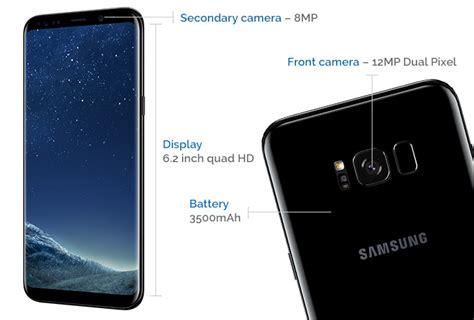 Foto Harga Samsung S8 spesifikasi harga samsung galaxy s8 plus di indonesia
