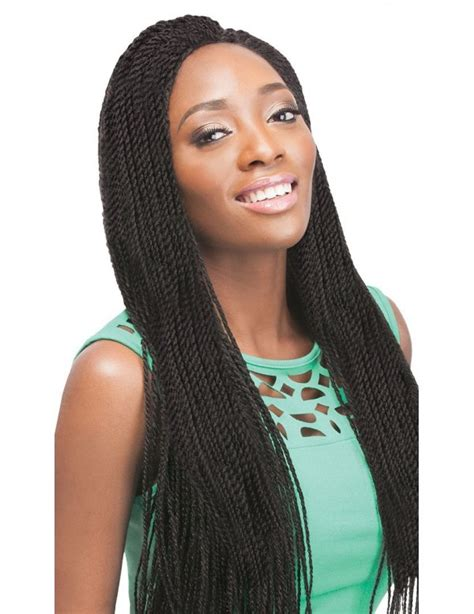 what brand hair is best for senegal outre x pressions crochet braid senegalese twist small 14 quot