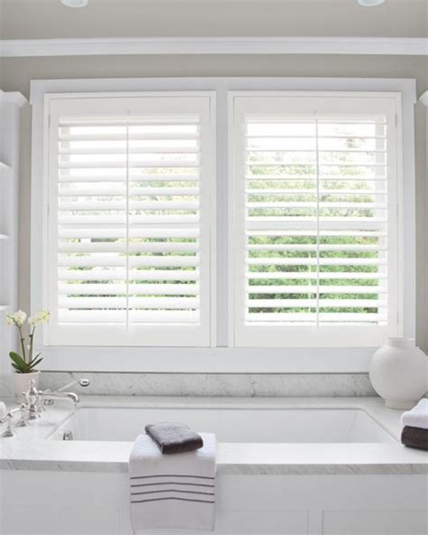 blinds suitable for bathrooms best 25 interior wood shutters ideas on pinterest