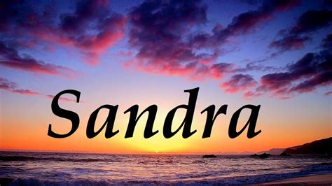 imagenes animadas nombre sandra download image vk ru biqle pc android iphone and ipad