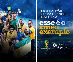 Liberty seguros apresenta as ativa 231 245 es de marca nas cidades sede para a copa do mundo da fifa 2014