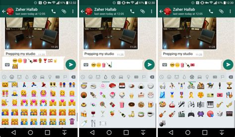 new emoji update for android whatsapp new emojis has been added in its update for android techdotmatrix