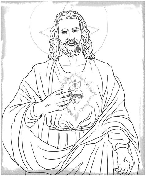 imagenes de jesus para colorear infantiles descarga las mejores imagenes de jesuscristo fotos de dios