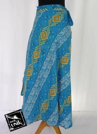 Rok Panjang Motif Batik Biru rok batik rok lilit panjang wanita motif mata panah