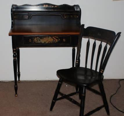 ethan allen writing desk ethan allen writing desk for sale antiques com