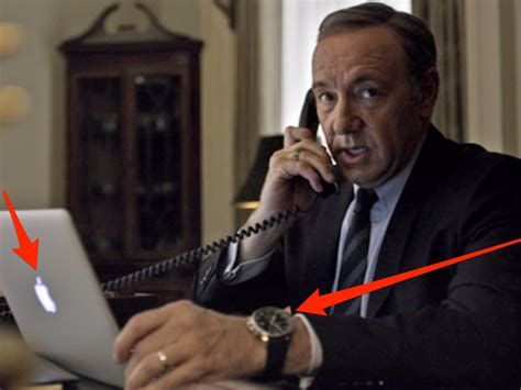 House Of Cards Season 3 Brands Business Insider