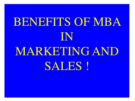 What To Do With An Mba In Marketing amity distance learning mba in marketing and sales