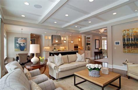 decor home designs amazing open concept family home