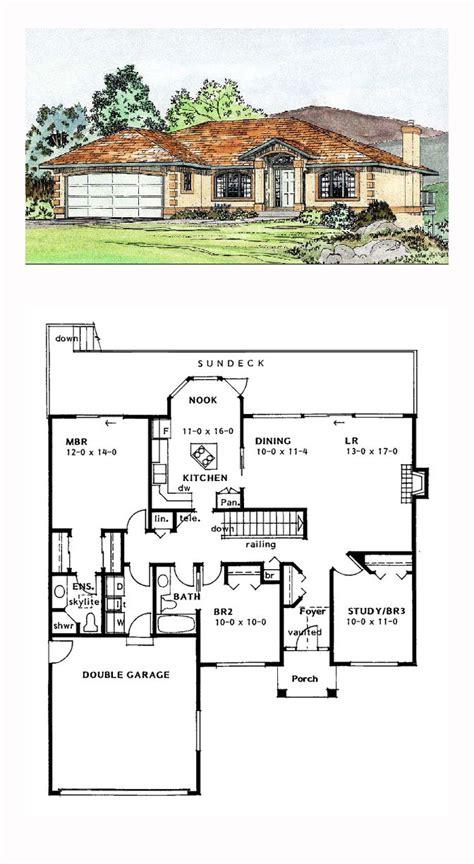 50 best southwest house plans images on floor