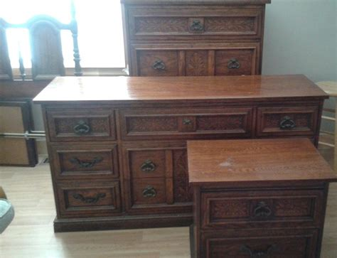 4 dixie bedroom set my antique furniture collection