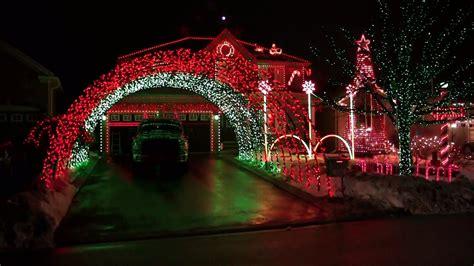 Georgetown Christmas Lights 2016 Youtube Georgetown Lights