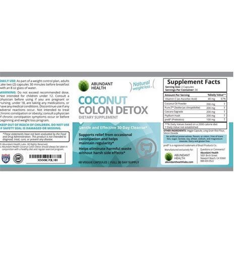 Innopure Detox Cleanse Side Effects by Colon Cleansing Dangers Side Effects Dubaiinter