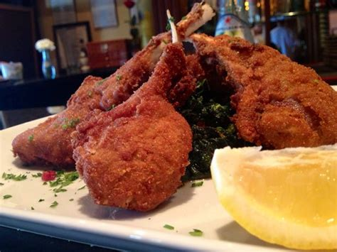 fried lamb chops fried lamb chops delizioso picture of taverna